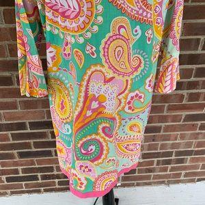 WB Dresses - ⬇️$25 NWT W.B. beach swimsuit cover dress